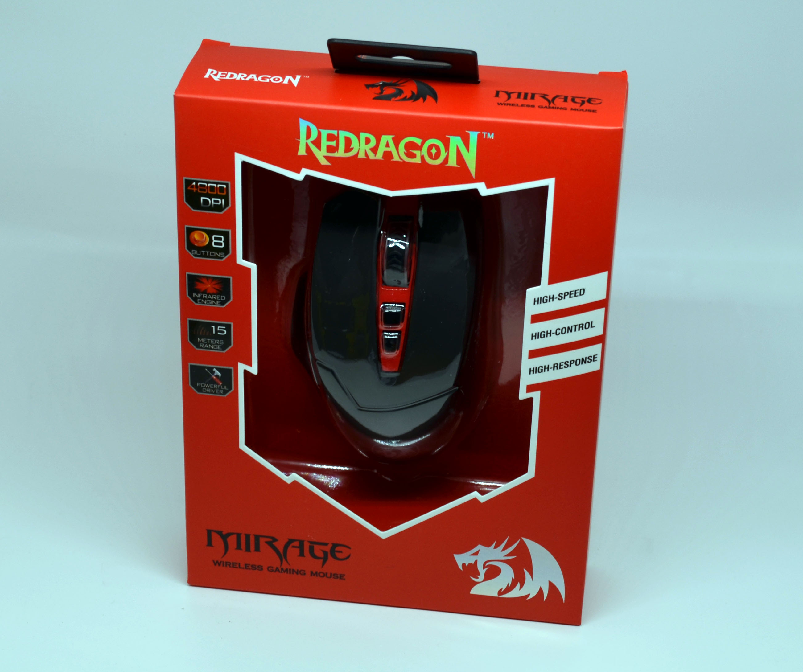 redragon keyboard and mouse drivers