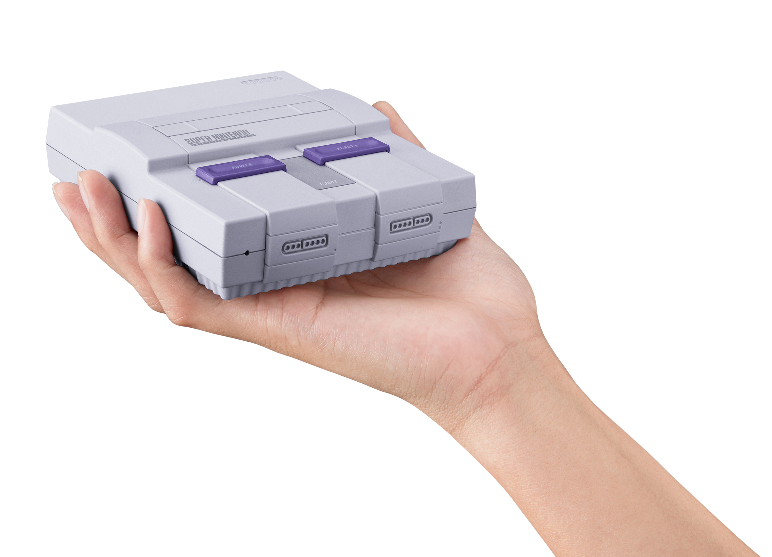 Super Nintendo Classic Edition (aka, SNES Mini, Super NES Mini)