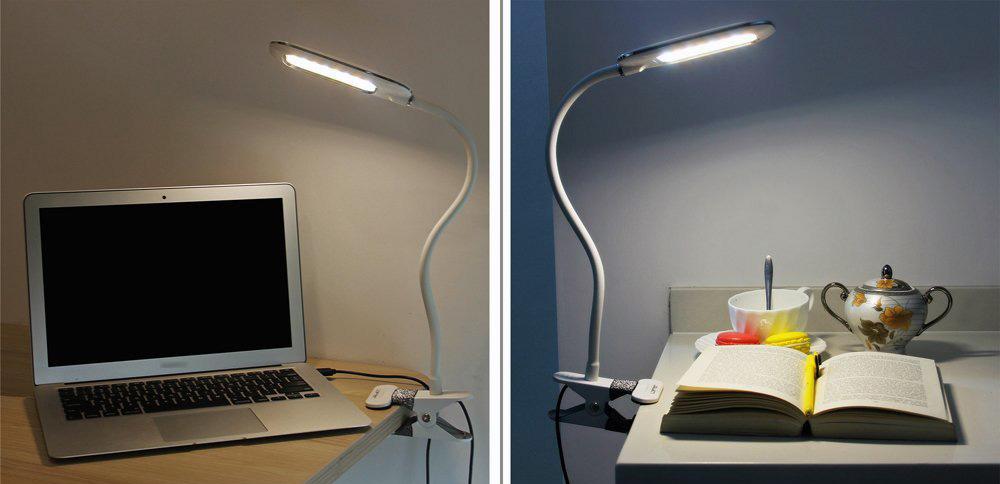 Review: Lofter Dimmable LED Flexible Desk Lamp