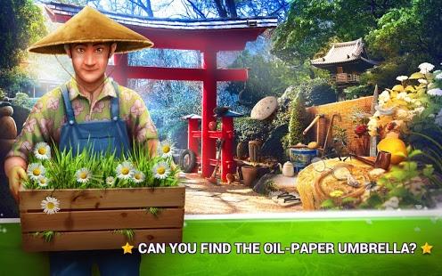Mystery Objects Zen Garden – Searching Games