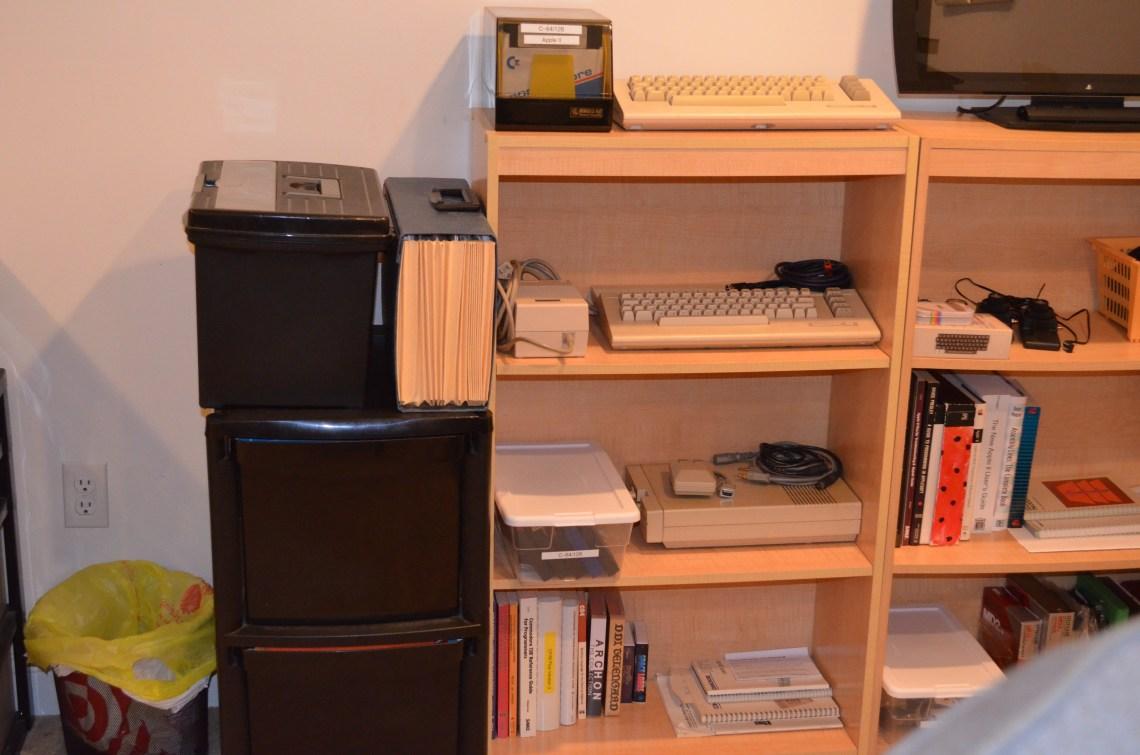 Commodore 64 stuff.