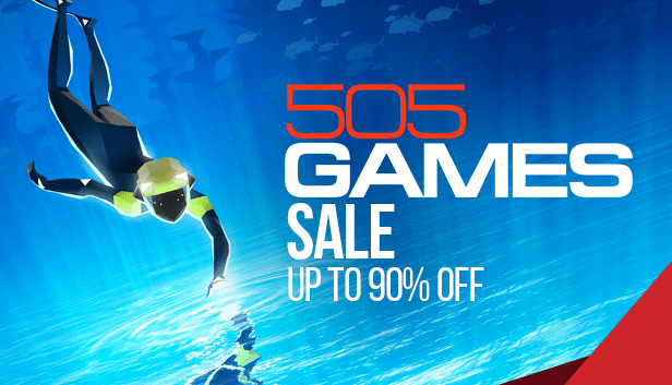 The 505 Games Sale