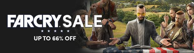 TheFar Cry Sale