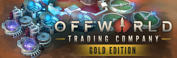 Offworld Trading Company Gold Edition