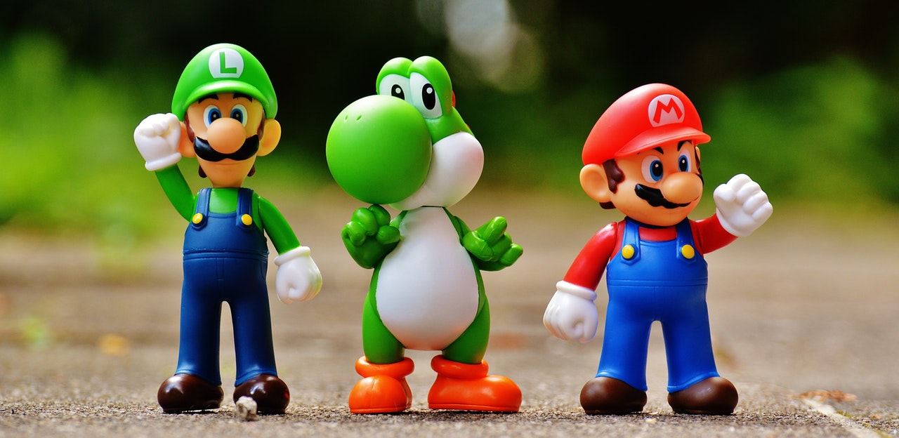 Most Recognisable Video Game Characters In The World