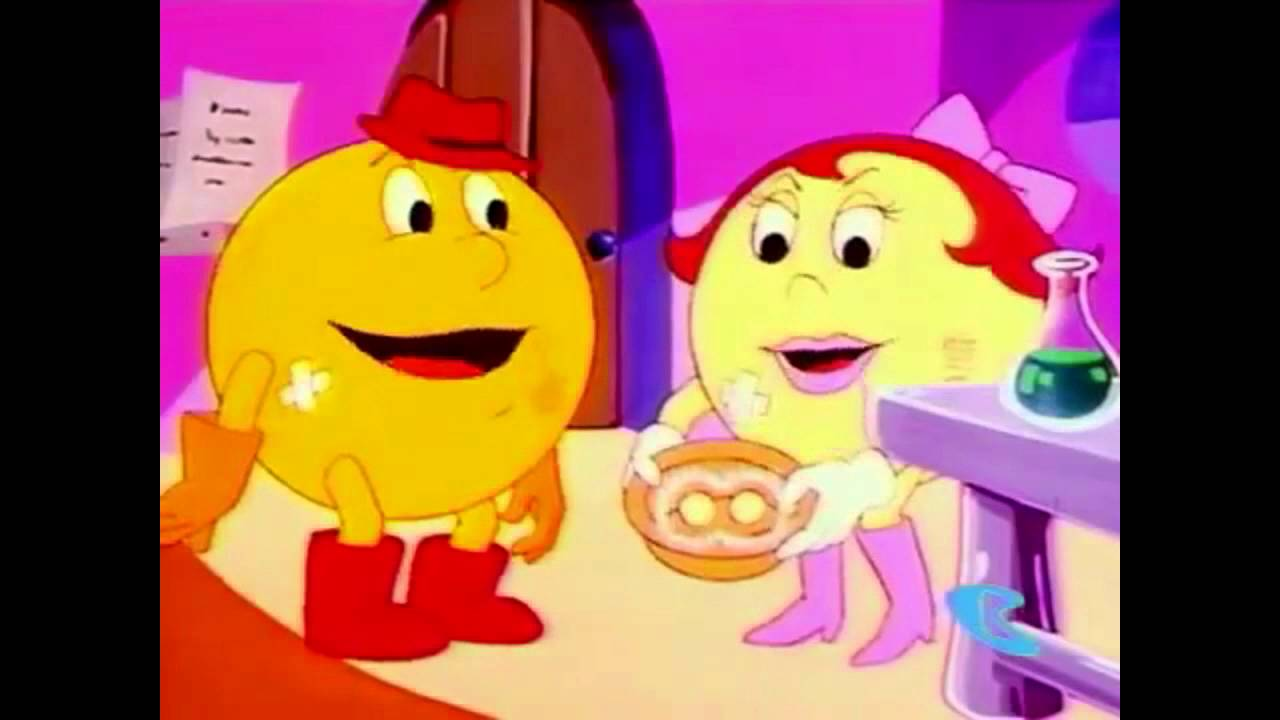 Pac-Man has been around for decades, transcending video games right from the start.