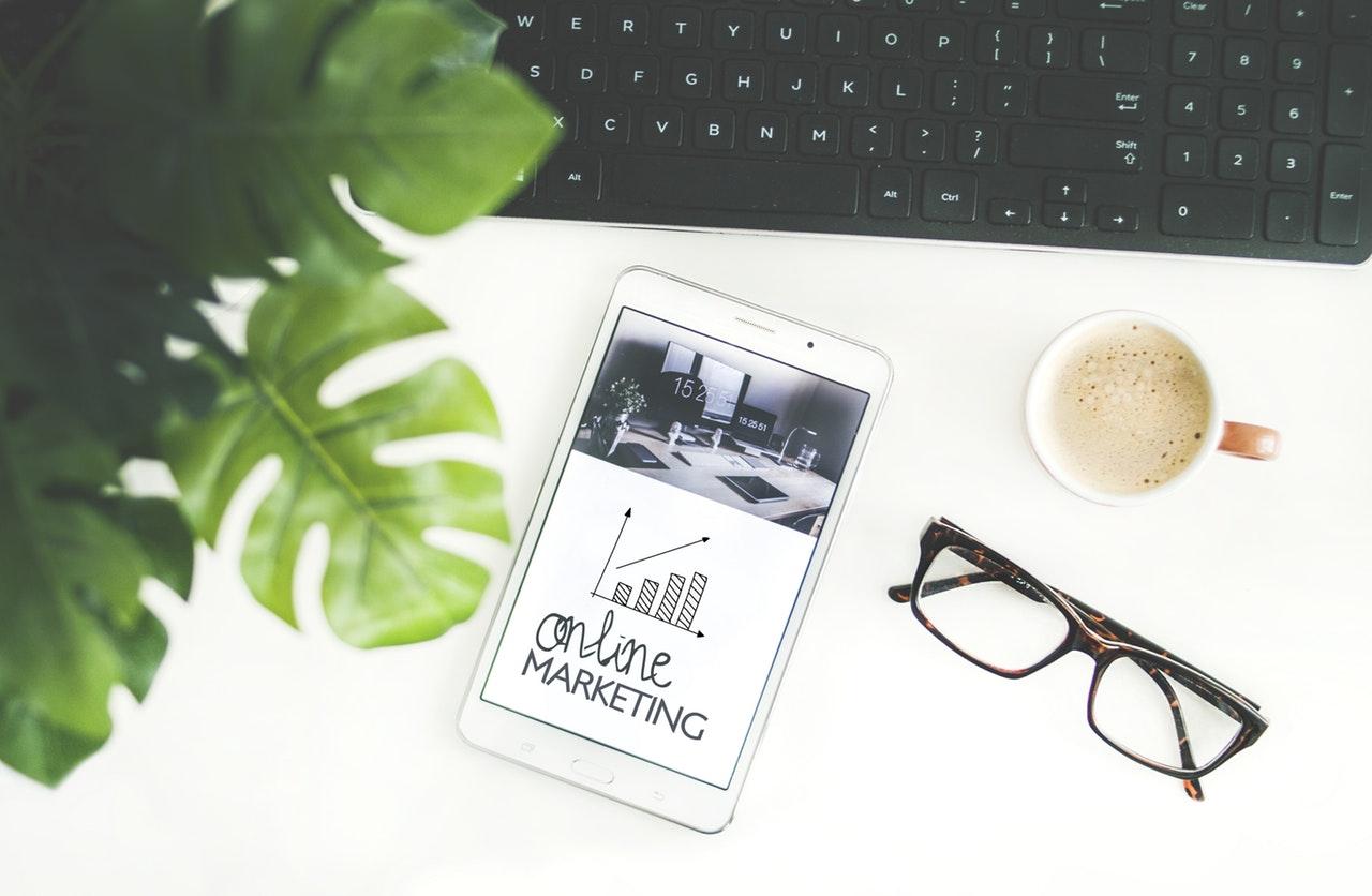 Online marketing is key