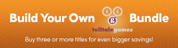 The Telltale Games Build-Your-Own-Bundle