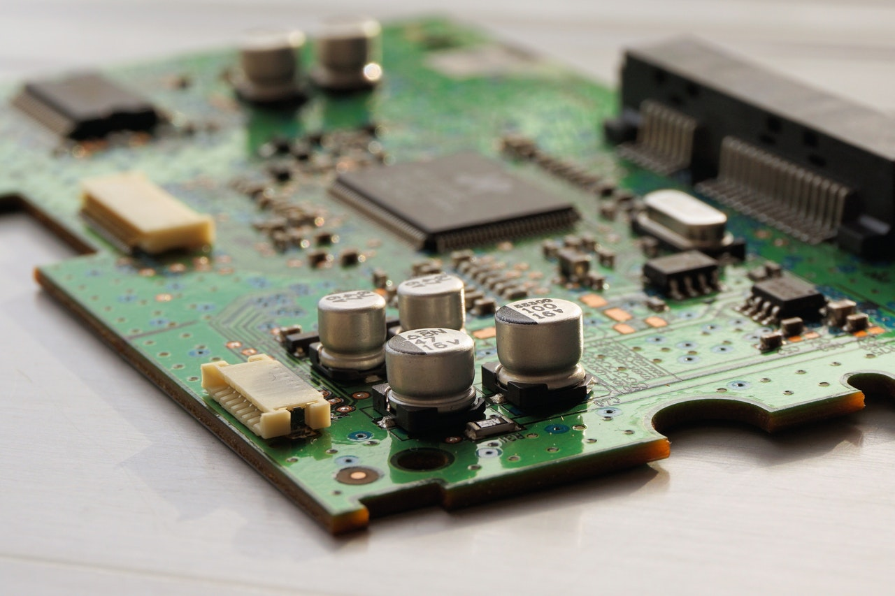 After just a little bit of practice, you can solder even the most delicate components.