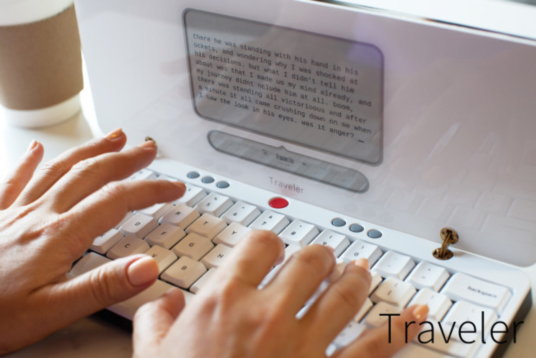 Last few days to back Traveler: The Ultimate Distraction-free Writing Tool!