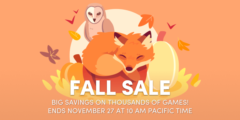 The Fall Sale