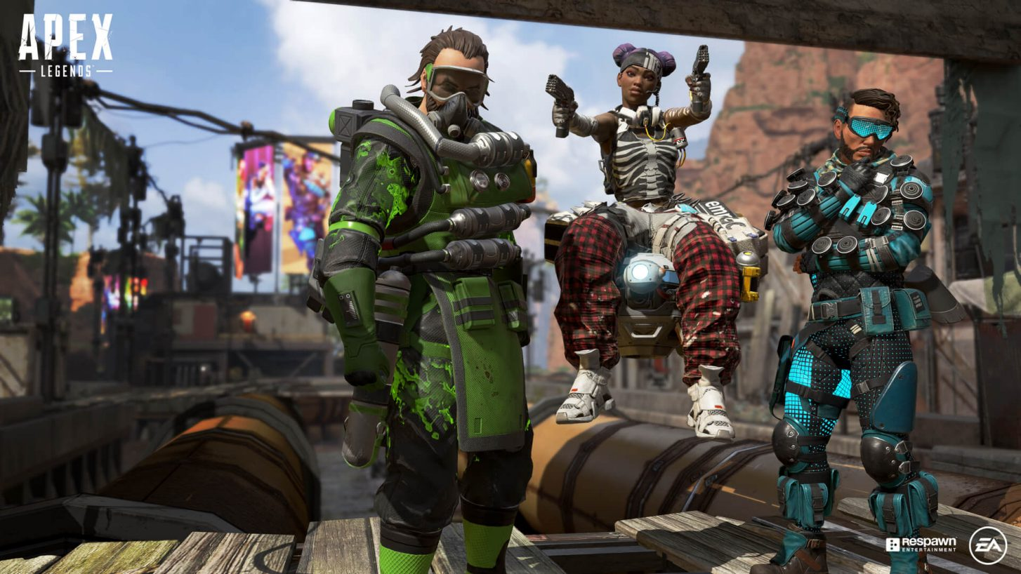 Apex Legends Will Add Two New Guns Soon?