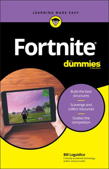 Fortnite For Dummies (2019) by Bill Loguidice
