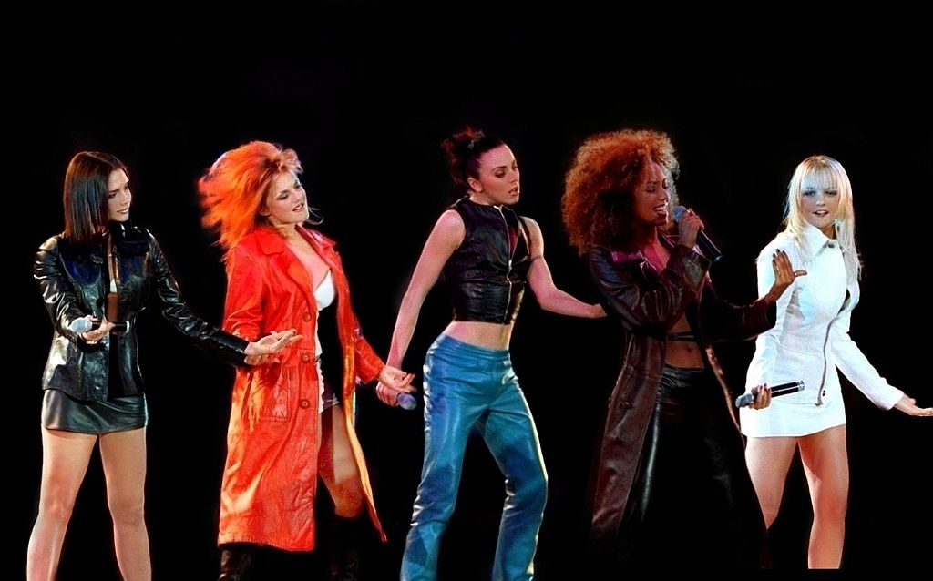"""Spice Girls Live West MacLaren 1997"", Melanie Laccohee (CC BY-SA 4.0)"