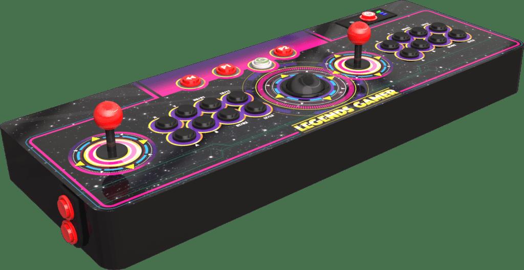 Legends Gamer Pro wireless controller