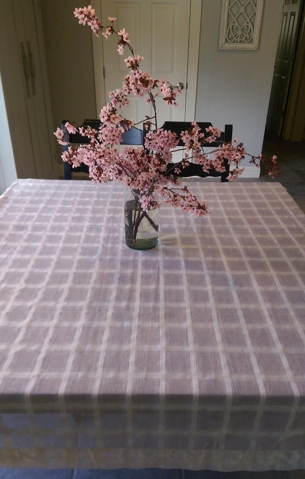 Creative Tablecloth Ideas Armchairdecoratorblog
