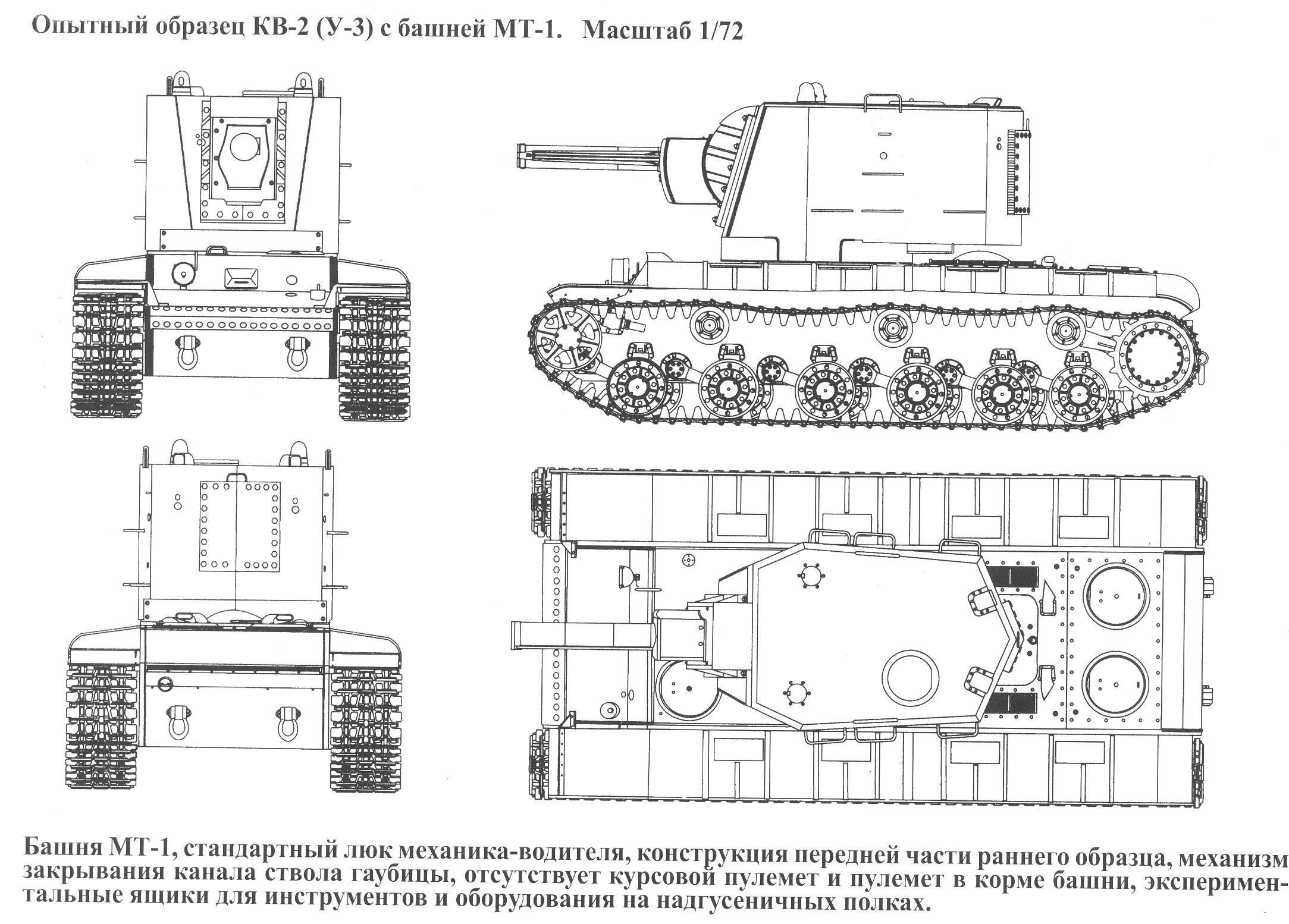 Kv 2m40 Blueprints