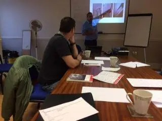 One of the Asbestos Awareness Training courses taking place at Armco Asbestos in Bury, Manchester.