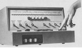 The Librascope L-2010. (Photo taken from a 1963 survey of computing devices for Aberdeen Proving Grounds.)