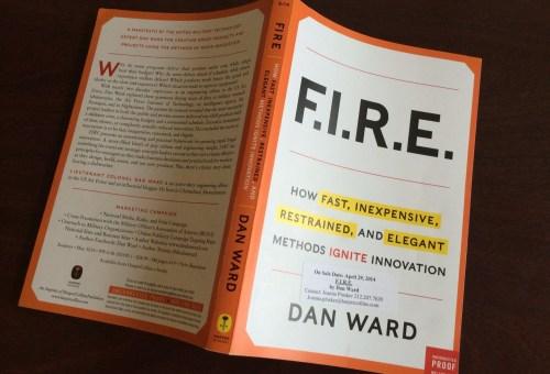 """Book excerpt: """"F.I.R.E."""""""