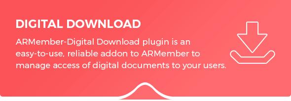 ARMember - WordPress Membership Plugin 27