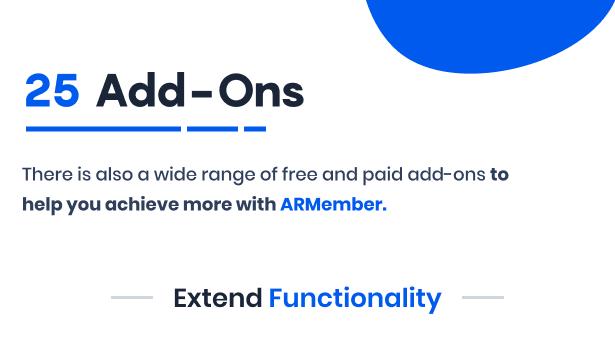 ARMember - WordPress Membership Plugin - 22