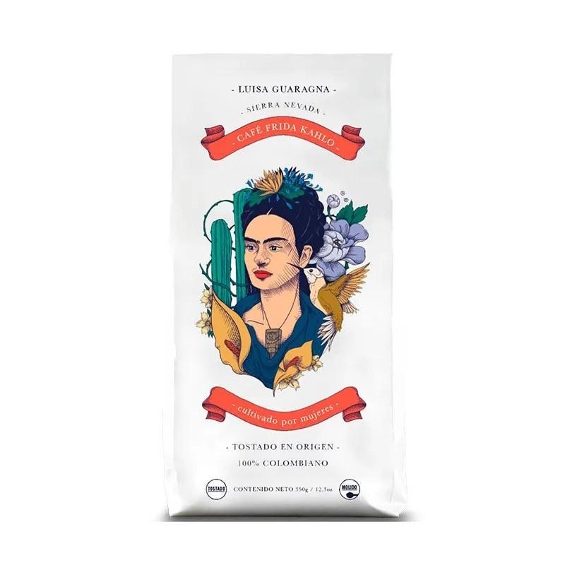 Café Frida Kahlo - Luisa Guaragna