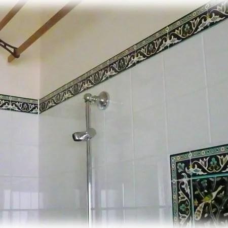 Tile Borders Amp Subway Tiles Hand Painted By Balian Studio