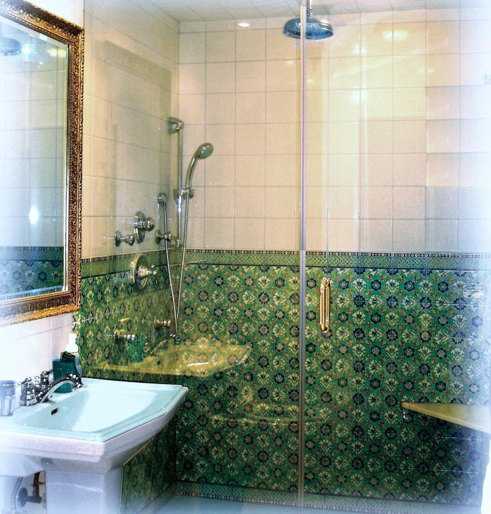 Bathroom Tile Design Ideas & Tile Murals - Balian Tile Studio on Bathroom Tile Designs  id=45608