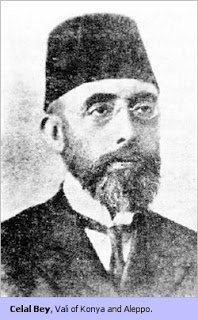 Konya governor Celal Bey