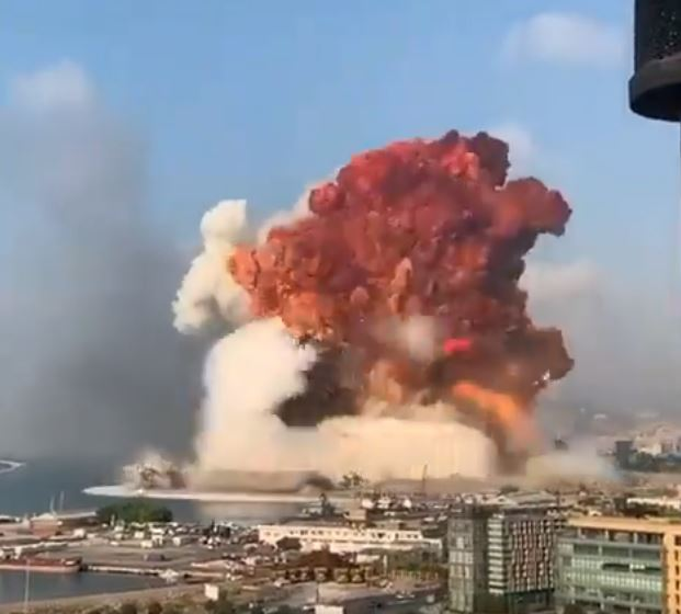 Deadly Explosion Ravages Beirut