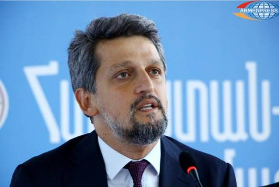"Garo Paylan calls on Ankara to stop ""fueling the fire"" amid Azerbaijani attack on Artsakh"