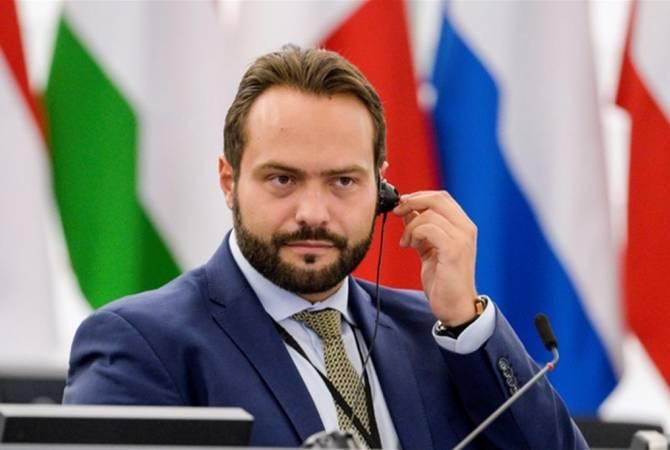 European Parliament Vice-President urges EU to condemn Azerbaijani aggression against          Artsakh