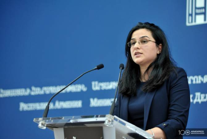 European Parliament condemned Azeri war crimes and called for accountability – FM spox