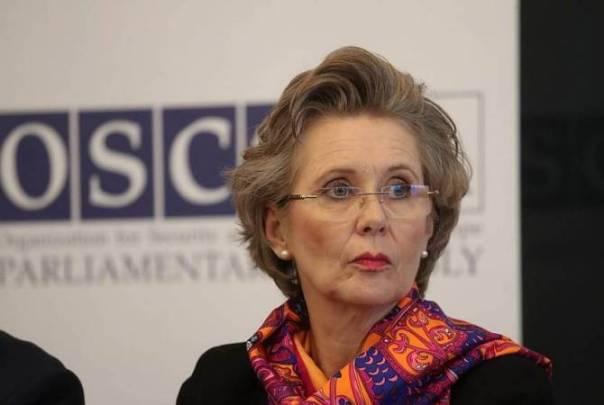 OSCE PA President highlights establishment of durable peace in Nagorno Karabakh