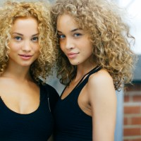 Model Portraits : Stephanie Rose & Jasmine