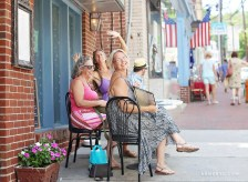 Plein Air in Ellicott City Maryland Artist Everywhere photographed by Armenyl.com Maryland photographers