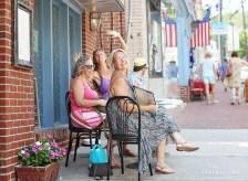 Plein Air in Ellicott City Maryland Artist Everywhere photographed by Armenyl.com Maryland photographers