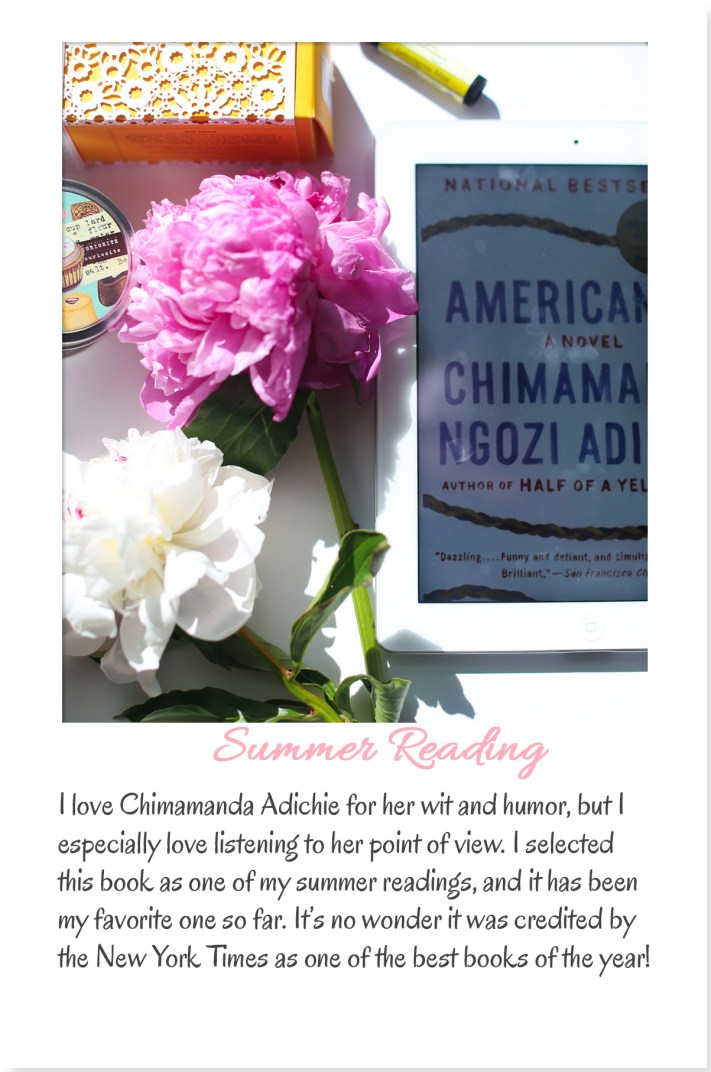 Armenyl's list and photographs of summer Reading List: Chimamanda Adichie by Armenyl.com