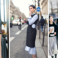 Street style looks from Paris Fashion Week FW 16