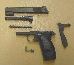 armement reglementaire francais