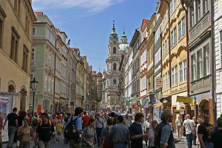 Enjoy Prague Shopping