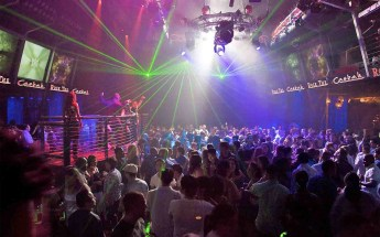 Nightclub in Cancun