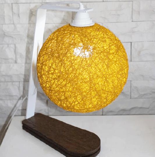 lampe de bureau Boule