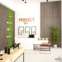 Conception & réalisation Boutique Perfect Bio