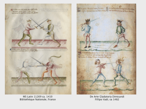 Read more about the article Memory and Performance: Visual and Rhetorical Strategies of Il Fior di Battaglia