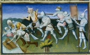 The Friulian Civil War