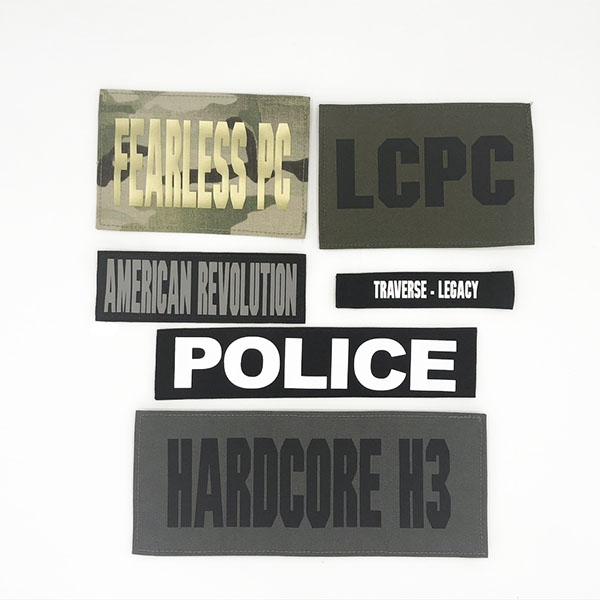Custom ID Tags