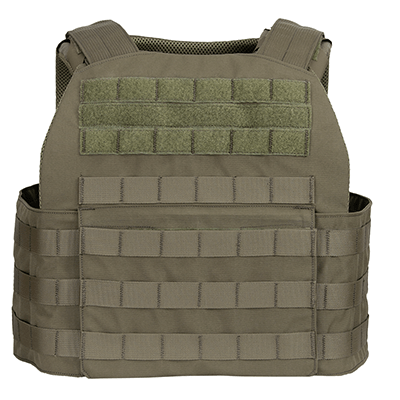 Fearless Plate Carrier MOLLE - Front