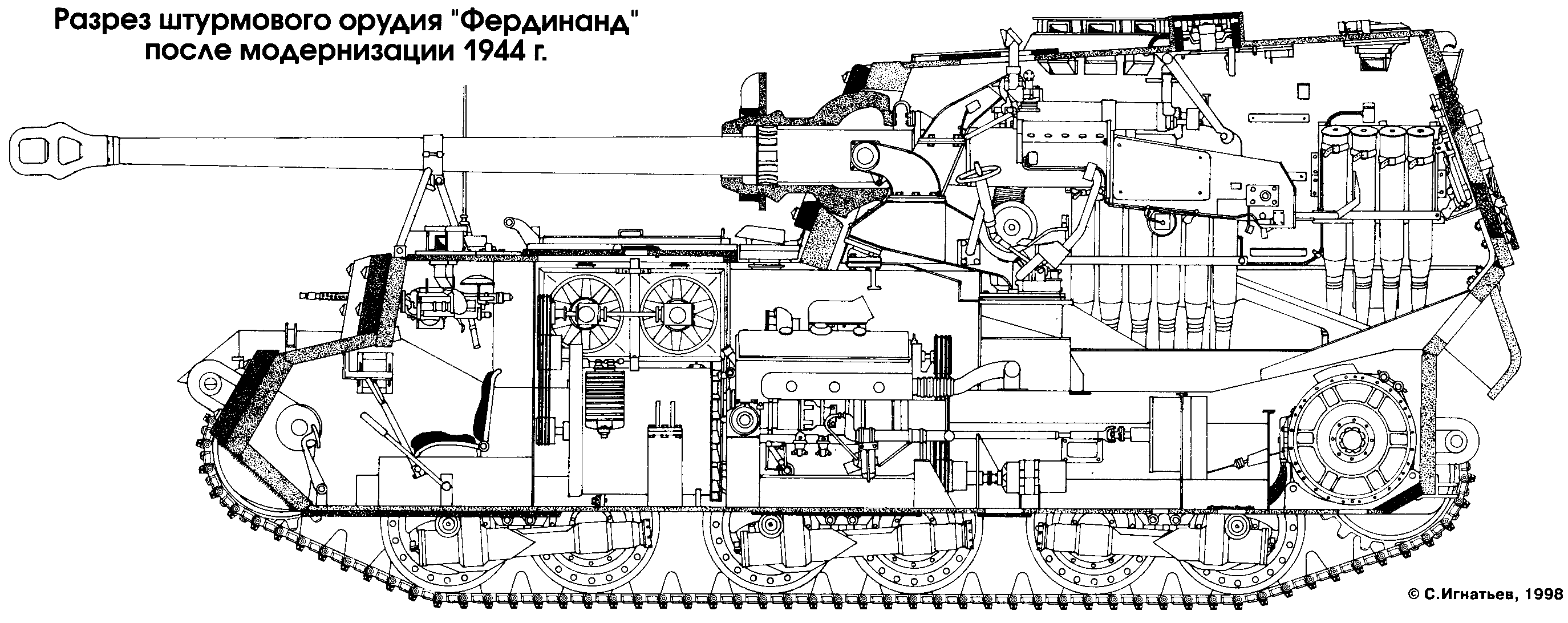 Tank Schematics Blueprints